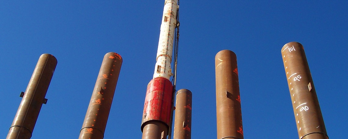 CISS (Cast-In-Steel-Shell) PILES